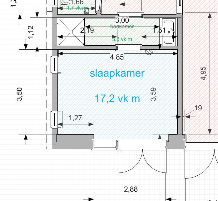 Gietvloer slaapkamer en badkamer - Gietvloeren kopen in Zuidlaren ...
