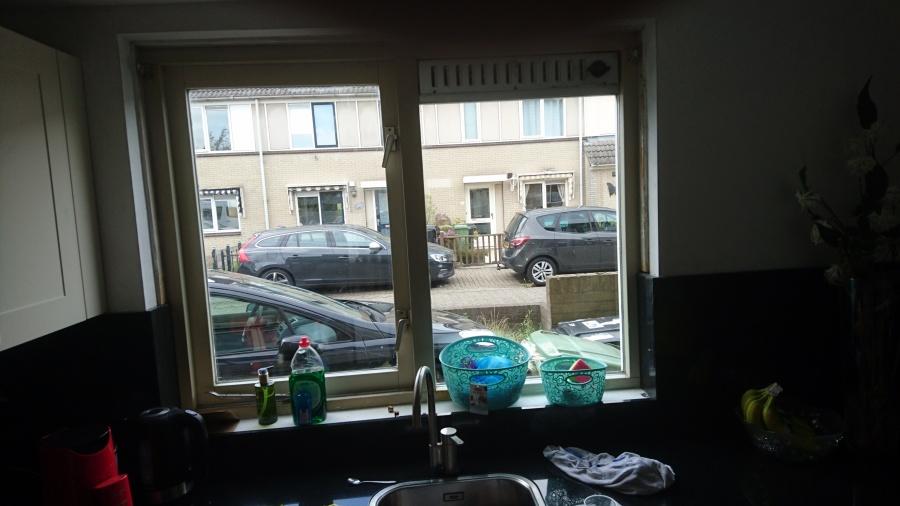 Duo rolgordijn voor keuken rolgordijnen kopen in purmerend - Winkel raam keuken ...
