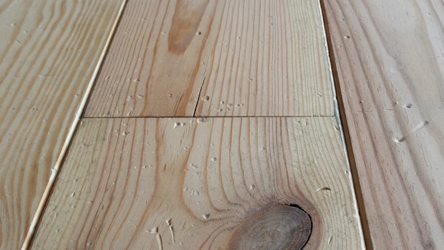 Ondervloer Houten Vloer : Houten vloer met ondervloer alleen bezorgen houten delen