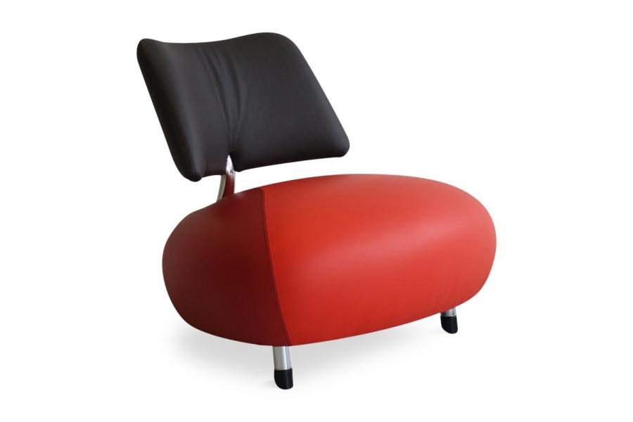 Bekleden Stoel Kosten : Bekleden stoel leolux pallone met alcantara meubelstoffering