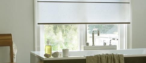 Rolgordijn voor woonkamer - Japanse Washi gordijnen kopen in ...