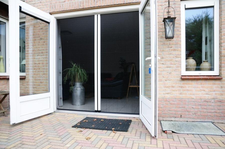 Raamdecoratie Openslaande Deuren : Offerte voor hor openslaande deuren horren kopen in arnhem