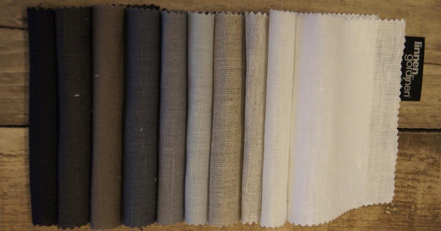 Gordijnen linnen stof offerte aanvraag gordijnen kopen for Gordijnen stof