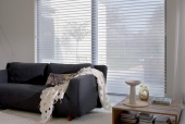 Luxaflex shades en sheerlight