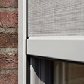 Luxaflex Beaufort screen met Somfy Sunea motor